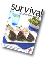 Survival Cookbooks